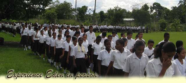 Uniforms- Eden SDA High School